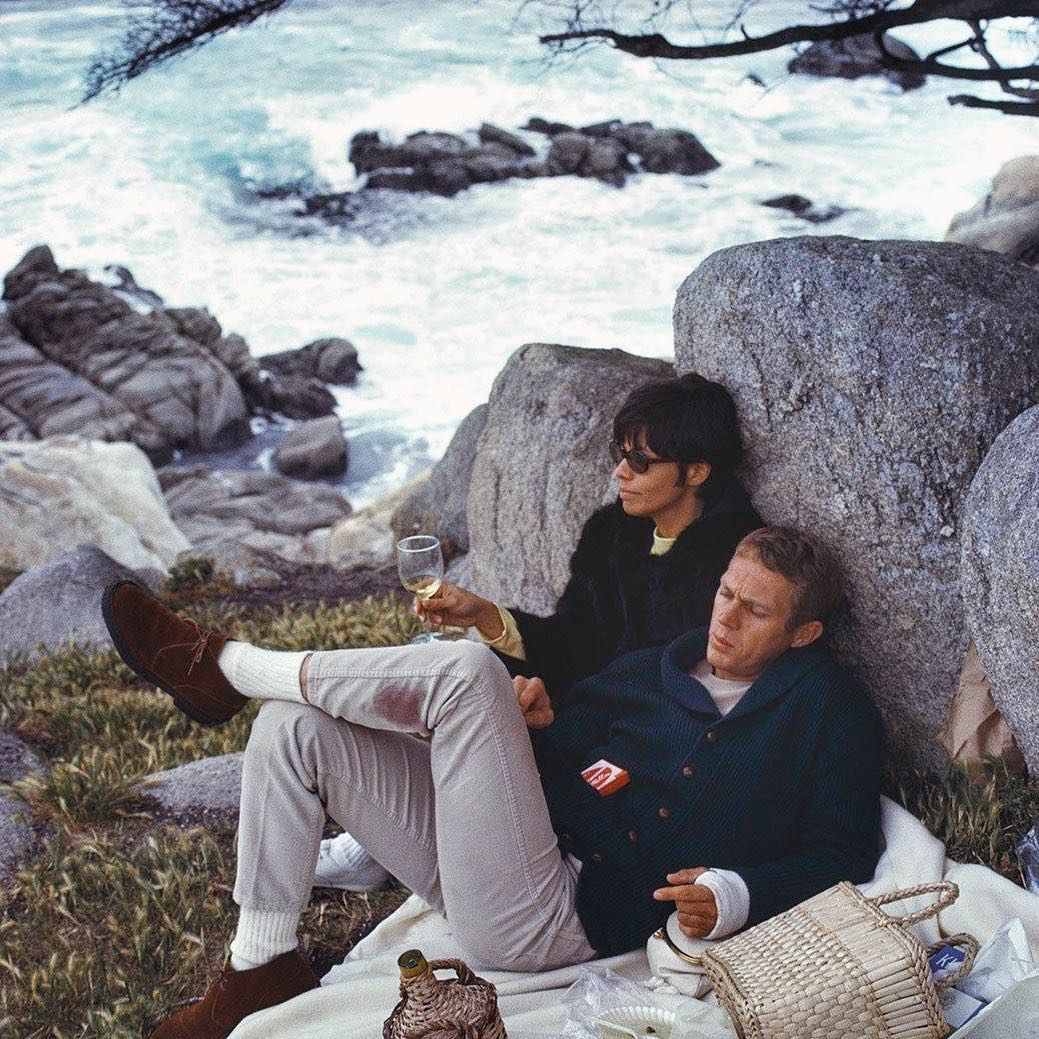 You also want McQueen's Chukka Boots