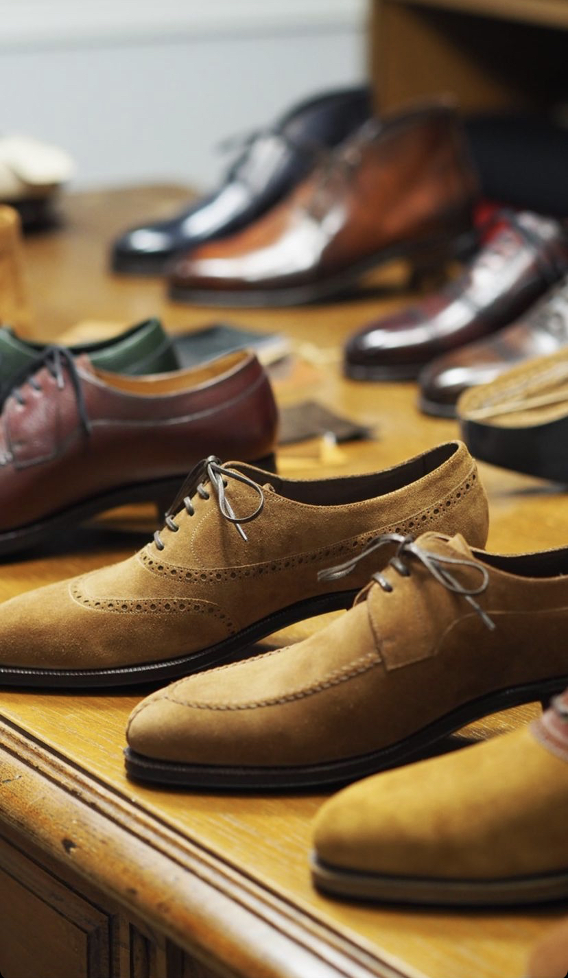 It's Time to Take Care of Your Shoes